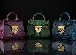 Fursan handbags: Elegance combined with unique elements