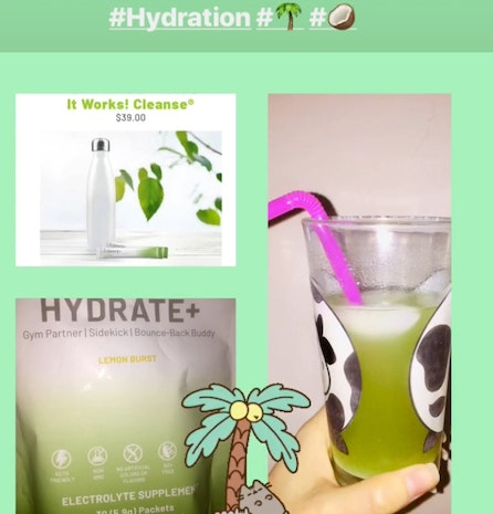 IT Works Hydration! 🥥