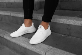 KALÒN SNEAKERS - Originals in White - $100 AUD