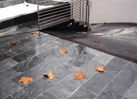 Customize your flooring with slate tiles
