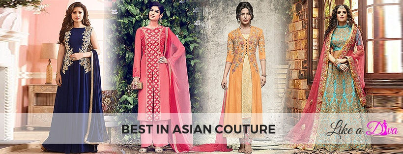 6 Trendy Salwar Kameez every girl love to wear