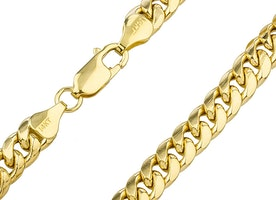 Cuban Link Chain - the best choice of stylish men