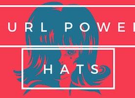 Gurl Power Hats