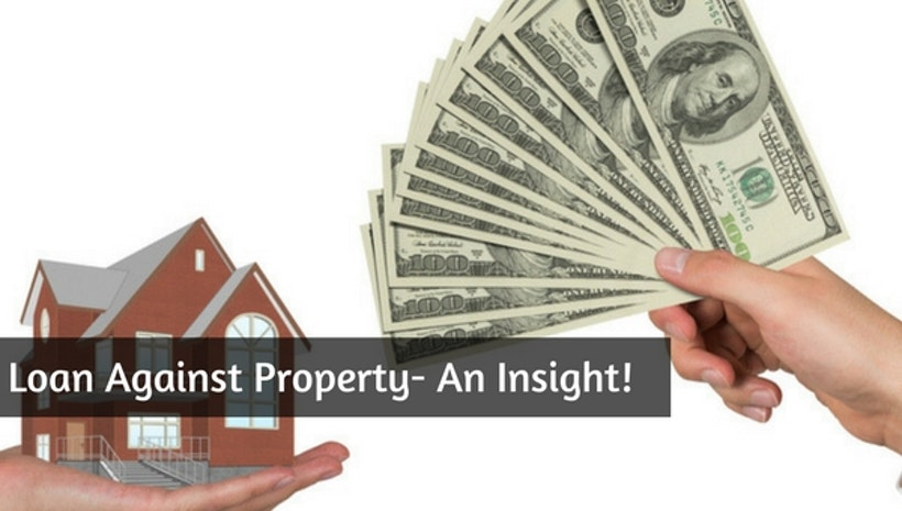 Loan against property an insight mogul for Loan for land only