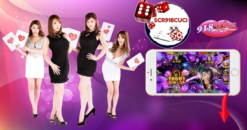 The Hottest Mobile Slot Games In Malaysia – 918Kiss Casino