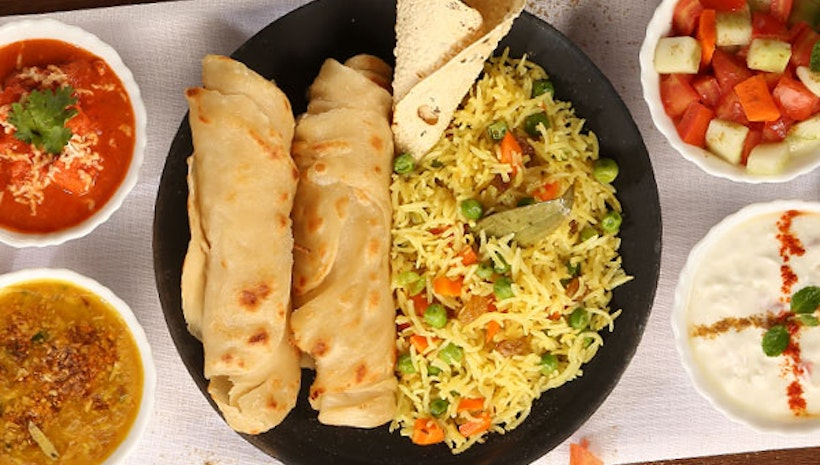 Yummy! Enjoy Faasos food served at your doorsteps