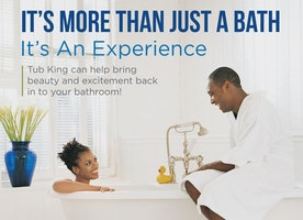 It's More Than Just a Bath...
