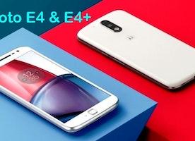 Moto E4 & E4 Plus Mobile | Online Booking, Price, Specs & More