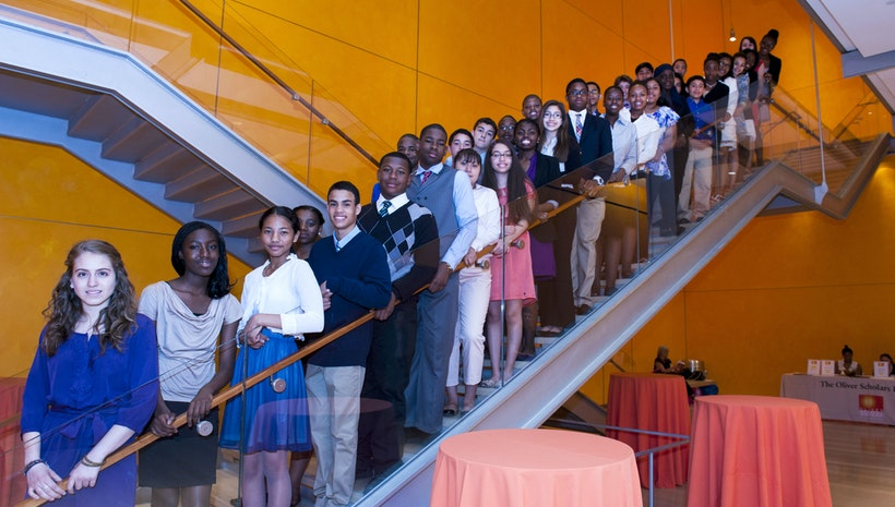 Get Tickets Today For The Oliver Scholars Gala Coming In May
