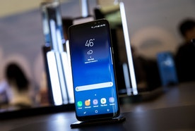 Galaxy S8 user guide hours before the official announcement