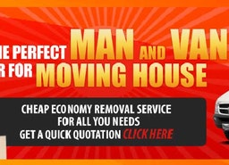 The Man Van - Best Office and House Removal Services