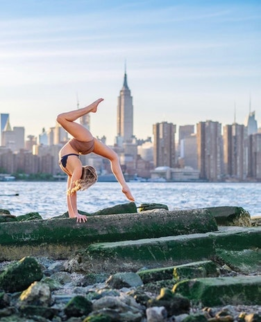 Join Us In NYC for a morning Yoga-Brunch-Cruise