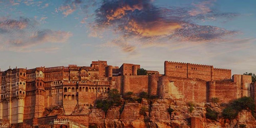 Rajasthan Golden Triangle Tour Package