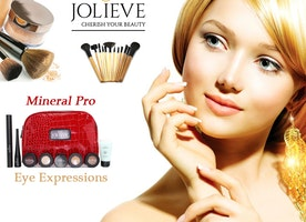 Look Fashionable with Mineral Makeup
