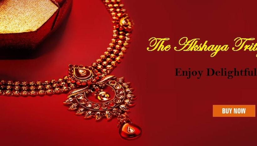 Akshaya Tritiya Offers on Clothing, Jewellery, Mobile & More