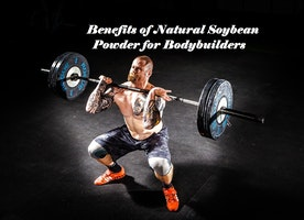 Benefits of Natural Soybean Powder for Bodybuilders