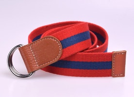 Printed Canvas Belts for Sale - YSBelt.com