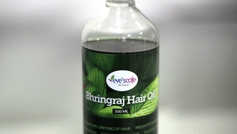 Amazing Bhringraj Hair Oil - evescafe