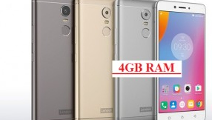 Lenovo K6 Note Sale