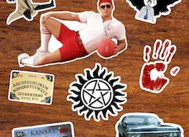 Supernatural Sticker Pack