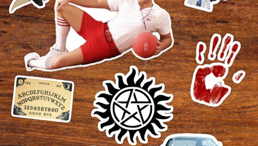 Supernatural Sticker Pack
