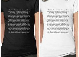 Supernatural: Destiel, Best Love Story Ever Shirt