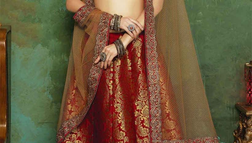 Lovable Maroon Art Silk Heavy Lehenga Choli Style For Ladies