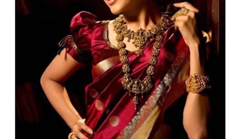 Latest Banarasi Saree Blouse Designs 2017