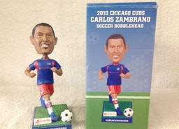 Where To Find The Convention Bobbleheads?