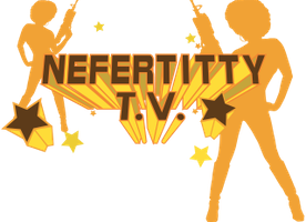 "Writer/Director Lola Rocknrolla Debuting Blaxploitation Comedy Series ""Nefertitty TV"""