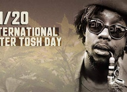 Third Annual International Peter Tosh Day Celebrated in Denver, Colorado And Northern California