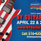 The 6th Annual NY Guitar Expo...Not the Same Old Guitar Show!