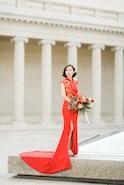Prom, Graduation & Formal Ball Gown Cheongsams