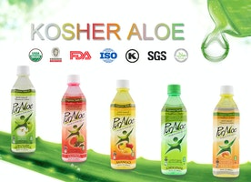 Constant aloe honey drink
