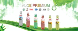 Tasty aloe slim juice retention