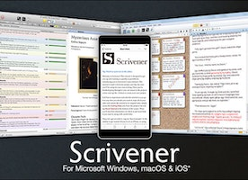 Why I Love Scrivener Writing Software?