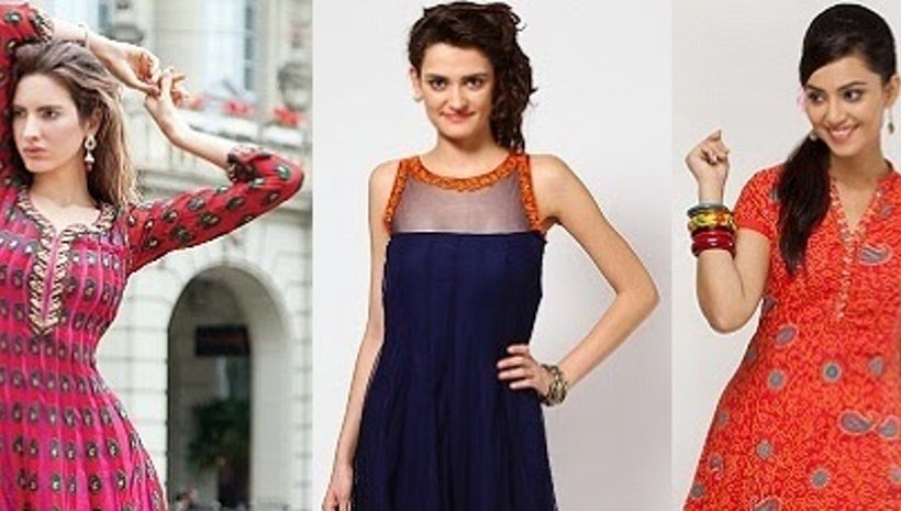 20 New Kurti Neck Designs You Can Try