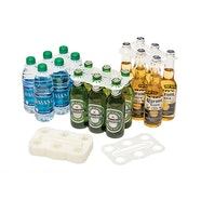 6-Pack Flat Clips Bottle Carriers