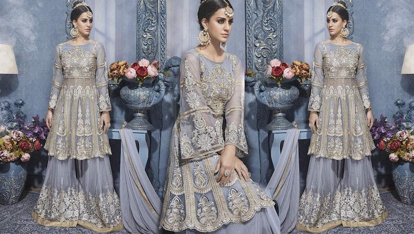 c08479ddf 2017 Latest Designer Dresses New Patterns for Women   Girls  Indian ...