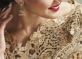 21 Saree Borders Designs For Indian Beauties