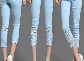 How to Match Cropped Pants So Stylish