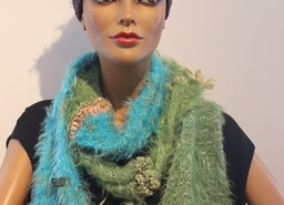 scarves very soft for spring and summer