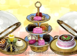 Dessert Collectible French Limoges Boxes With Zero Calories