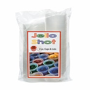 2 oz. Jello Shot Cups & Lids