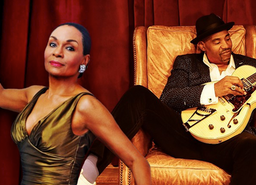 VIVIAN REED and ALLAN HARRIS  Will Perform At Feinstein's 54 Below Central Park & Other Dreams