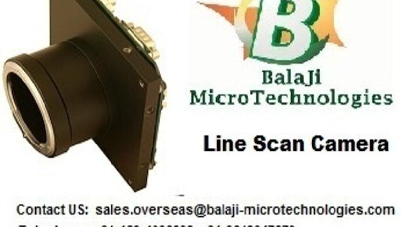 Line Scan Camera Balaji Microtechnologies Bmt Mogul