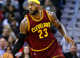CONTROVERSY OVER LEBRON JAMES SUPPLEMENTS