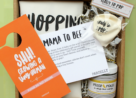 'Mama to Bee' Gift Parcel for Expecting Moms
