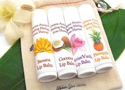 Tropical Lip Balms