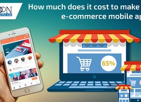 How much does it cost to develop an e-commerce mobile app?